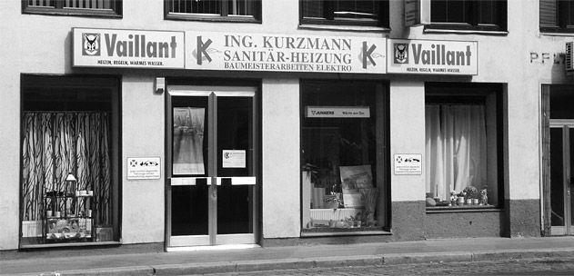 Außenansicht - Ing. Kurzmann GmbH